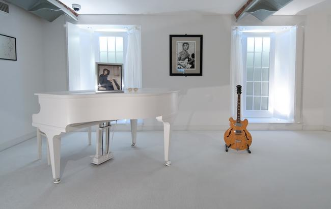 Imagine Room at The Beatles Story