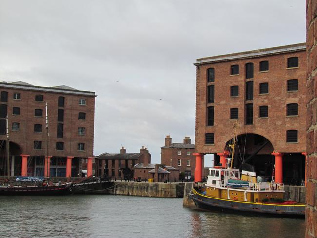 Liverpool City Walks - Albert Dock