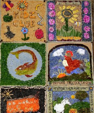 Wirksworth Well Dressings Community Well 9 (c) Phil Richards via Flickr