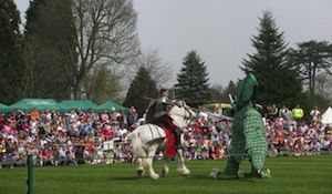St George's Day Celebratios (c) Gregg Heywood via Flickr