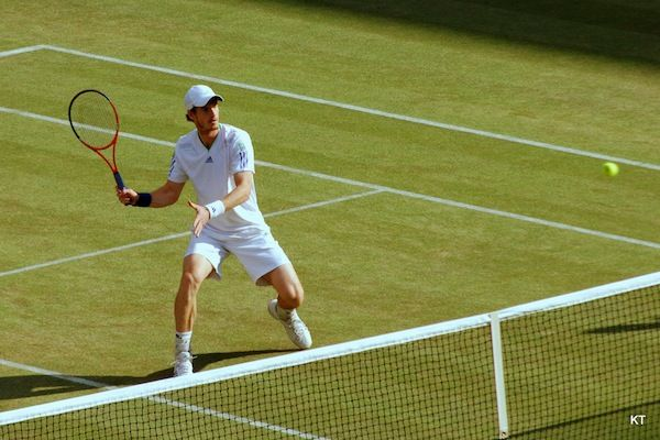 Andy Murray (c) Carine06 via Flickr