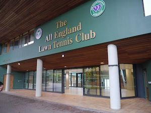 The All England Lawn Tennis Club (c) Jay Galvin via Flickr