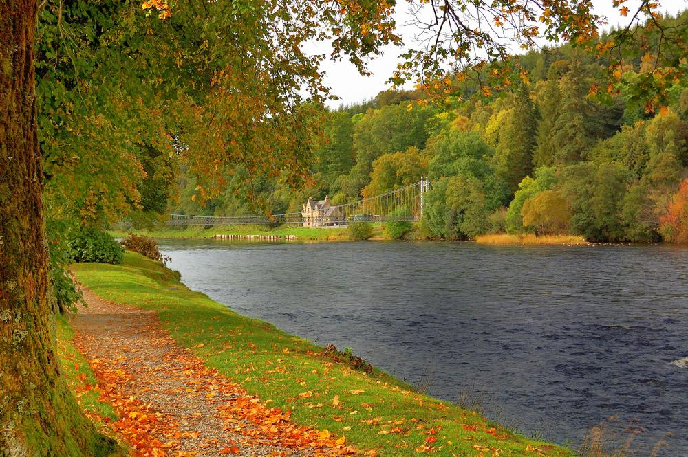 cairngorms national park on aboutbritain com