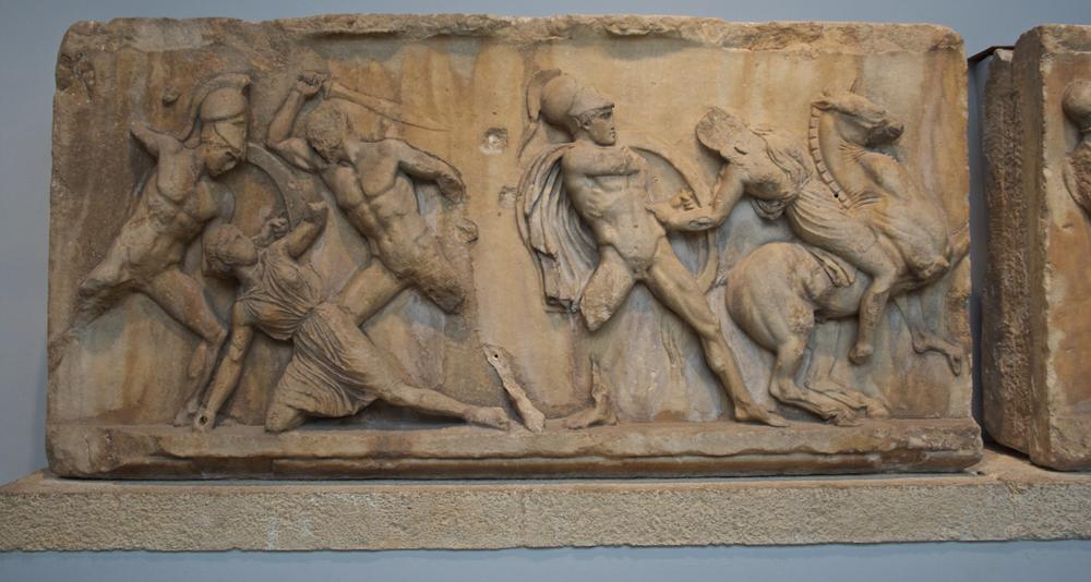 the tale of the elgin marbles on aboutbritaincom