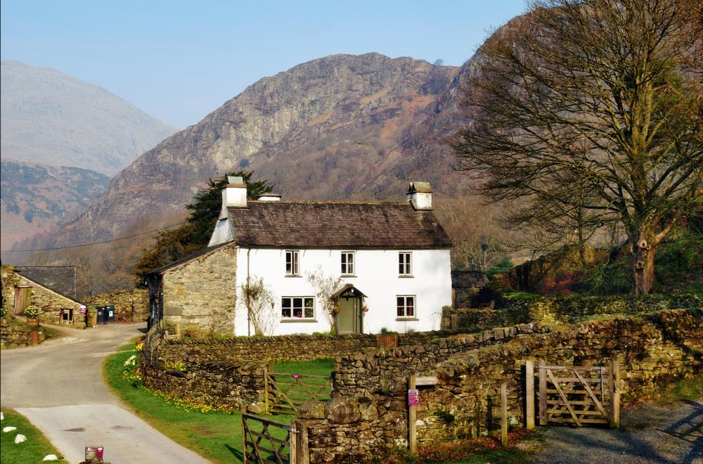 lake district national park on aboutbritain com