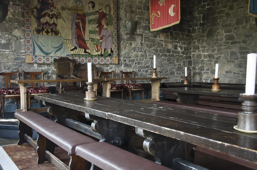 Medieval Banquets On Aboutbritain Com