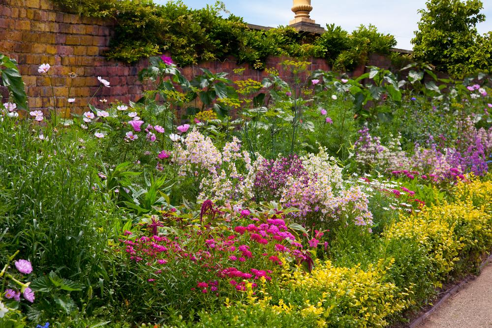 Walled Gardens on AboutBritaincom