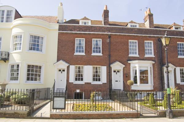 Charles Dickens Birthplace in Portsmouth, Hampshire