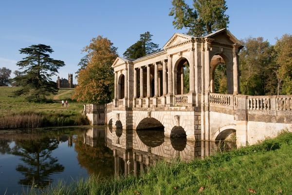 Bridge at Stowe Landscape Garden