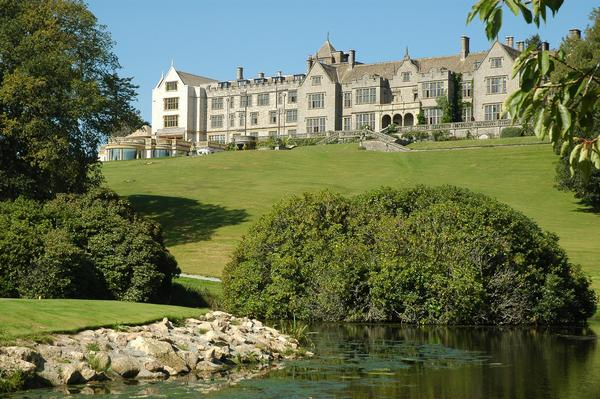Large Mansion of Bovey Castle