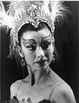 Margot Fonteyn, 1954In Firebird with Saddlers Wells Ballet
