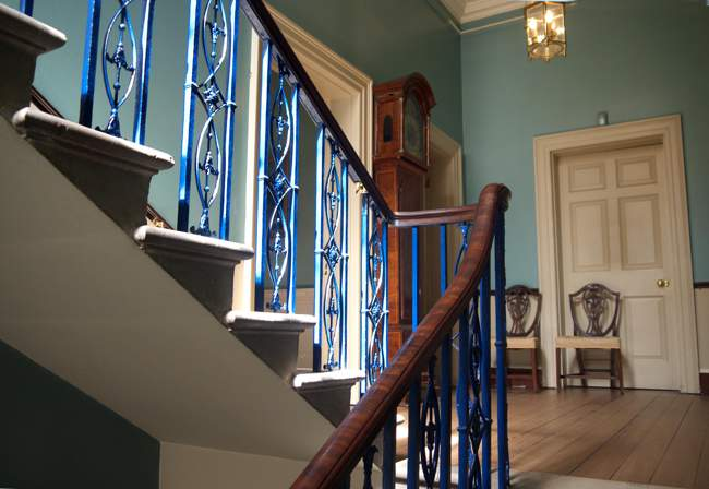 Staircase, The Georgian House