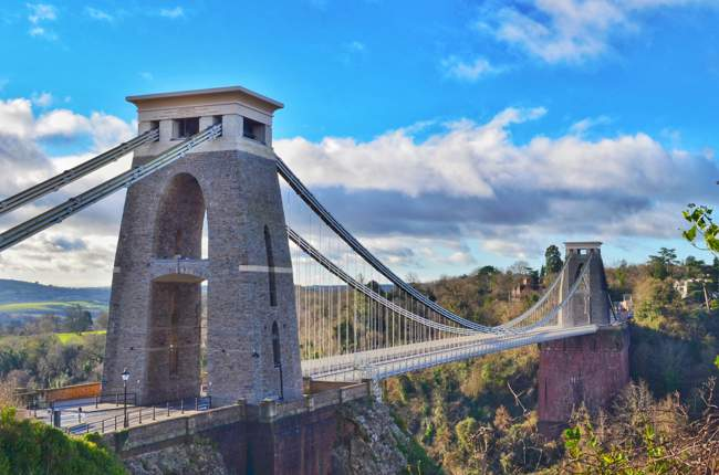 Bristol Free Walking Tour - Clifton Suspension Bridge