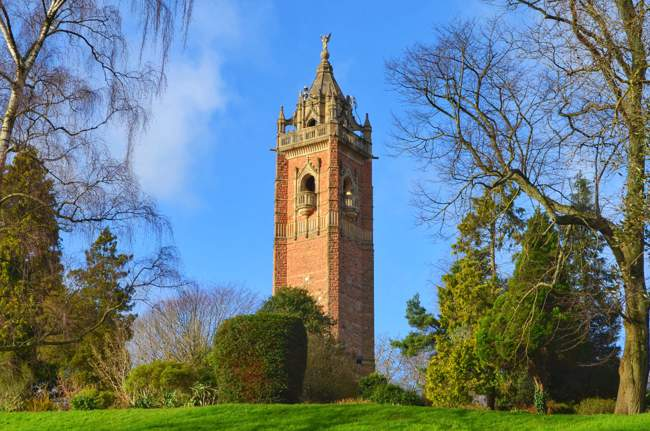 Bristol Free Walking Tour - Cabot Tower