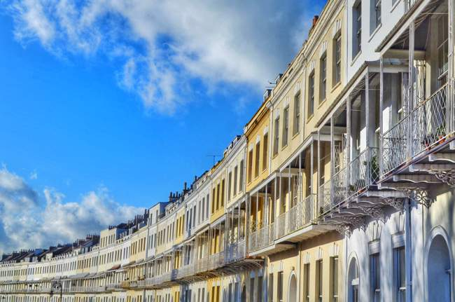Bristol Free Walking Tour - Royal York Crescent