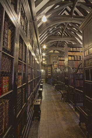Chethams Library