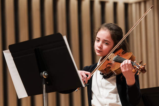 Violetta Strings, Chethams Lunchtime Concerts