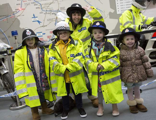 Open Day at GMP Museum
