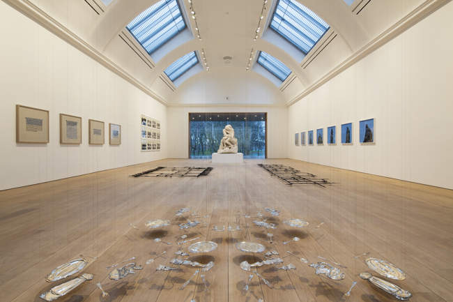 Cornelia Parkers  Exhibition, Whitworth Art Gallery