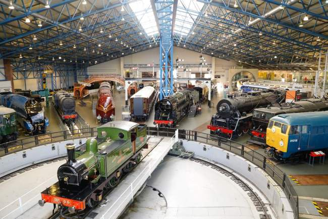 Great Hall, National Railway Museum