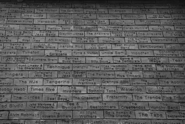 Cavern Club Wall of Fame