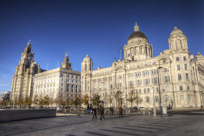 The Three Graces on the Waterfront