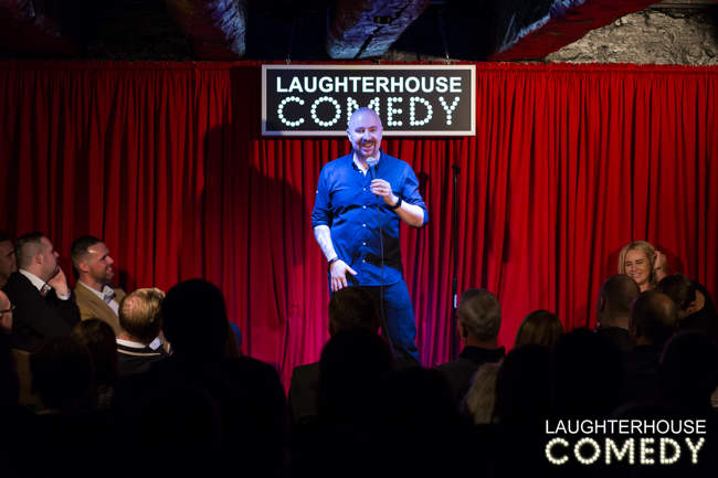 Show at the Laughterhouse