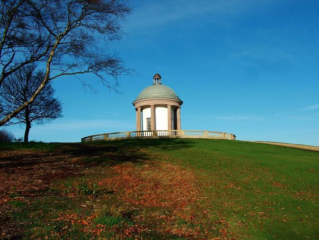 The Temple in Heaton Park