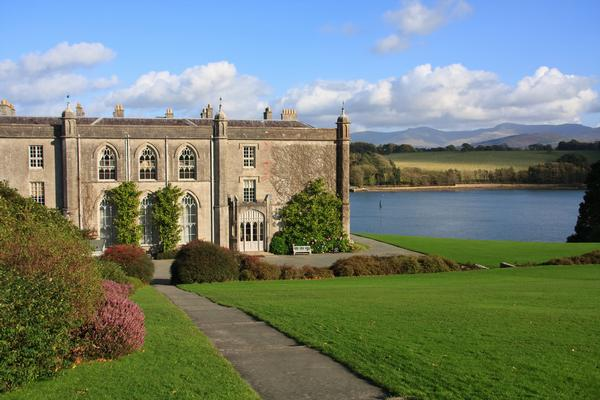 View of Plas Newydd on the Isle of Anglesey