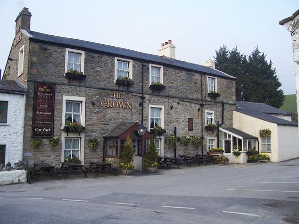 The Crown Inn, Horton-in-Ribblesdale, Yorkshire