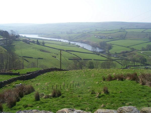 The View At Ponden Reservoir