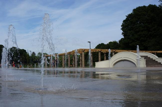 Fountains at The Level