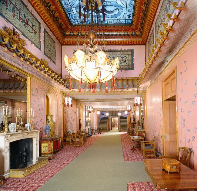 Long Gallery, Royal Pavilion