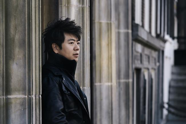 Lang Lang at the Edinburgh International Festival