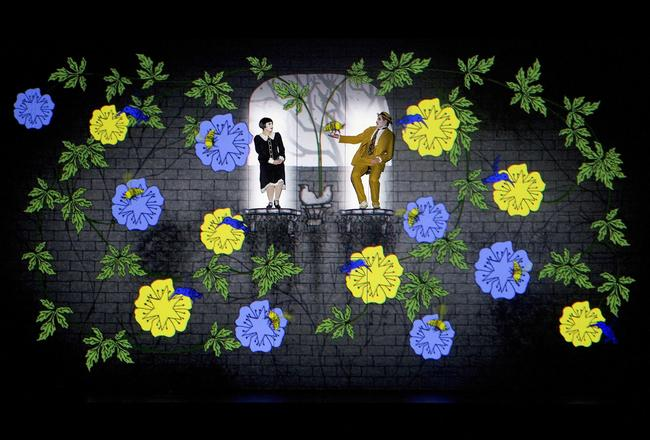 The Magic Flute Opera at the Edinburgh International Festival