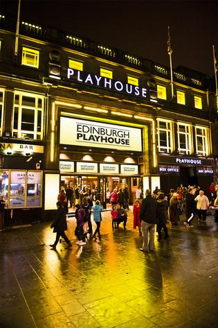 The Edinburgh Playhouse