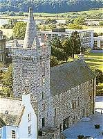 Kircudbright's Tolbooth Arts Centre on AboutBritain.com - Click to find out more