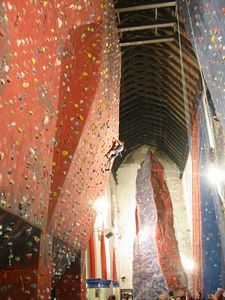 Awesome Walls Climbing Centre - Part of your short break in the UK? - Click to find out more