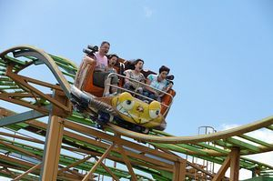 Lightwater Valley Theme Park - Part of your short break in the UK? - Click to find out more