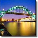 Newcastle-Upon-Tyne - Part of your short break in the UK? - Click to find out more