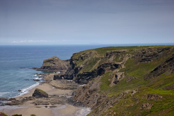Boscastle to Crackington Haven on the South West Coast Path