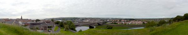 Berwick panoramic