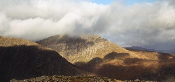 Another Fine Munro Mountain