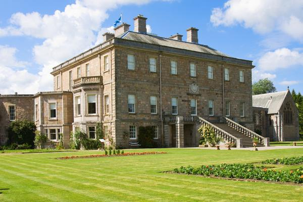 Haddo House in Scotland