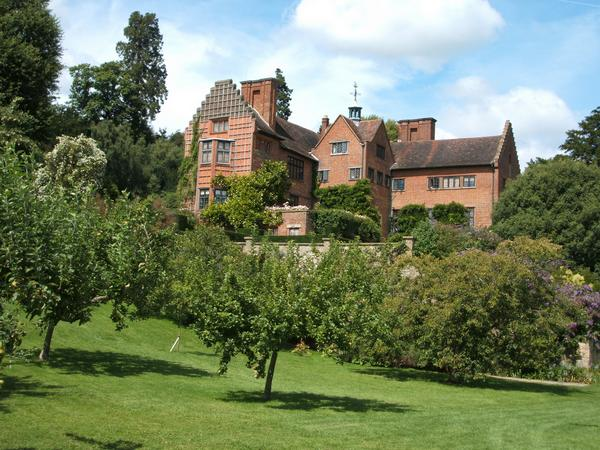 Chartwell, home of Sir Winston Churchill