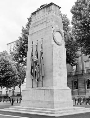 Cenotaph to commemorate the deads of all wars, London