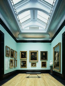 National Portrait Gallery, London Room 19  (c) Coline Streater