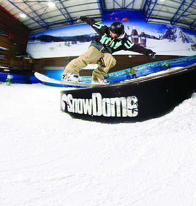 Snowdome On