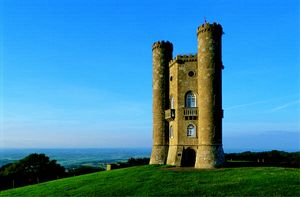 Broadway Tower Amp Country Park On Aboutbritain Com