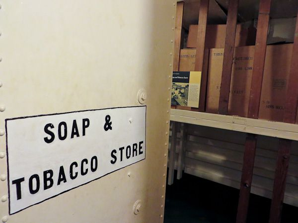 Soap and Tobacco